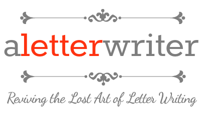 A Letter Writer